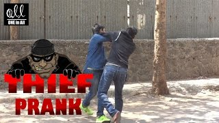 Best April Fool Prank 2016 in India | Bag Thief Funny Prank | Hilarious Comedy | One In All