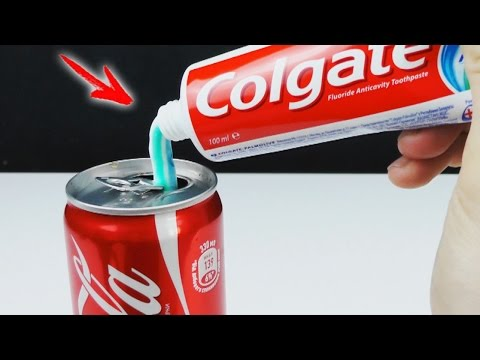 Thumbnail: 3 CRAZY Life Hacks With Toothpaste