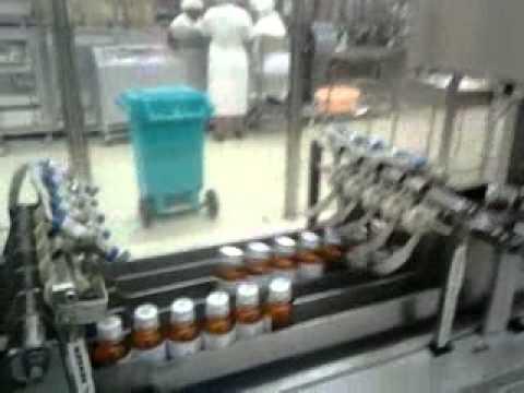 PHARMA FULLY AUTOMATIC SHRINK WRAP MACHINE FOR BOTTLE APPLICATION