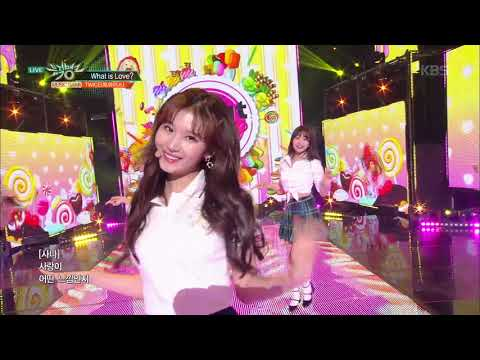 뮤직뱅크 Music Bank - What is Love? - TWICE(트와이스)27