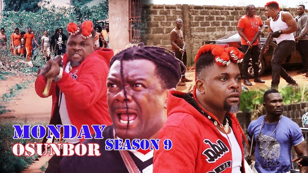 Download MONDAY OSUNBOR SEASON 9- NIGERIAN MOVIES 2020 LATEST FULL  MOVIES