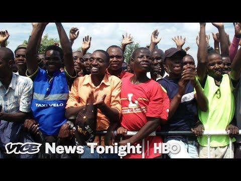 Rwanda Genocide & Topless Teacher Fight: VICE News Tonight Full Episode (HBO)