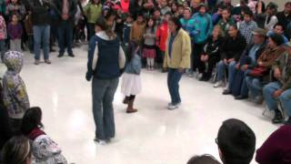 Littlepine Female Jigging Competitions