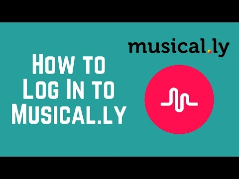 How to Log in to Musically & What To Do If It's Not Working (2018)