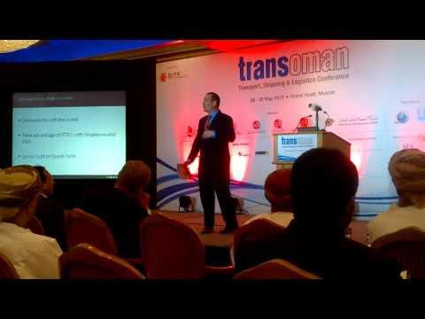 CEO at TransOman 2012