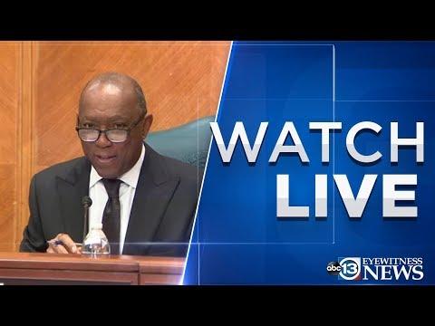 LIVE: Houston Mayor Sylvester Turner Gives An Update On The City's Coronavirus Response