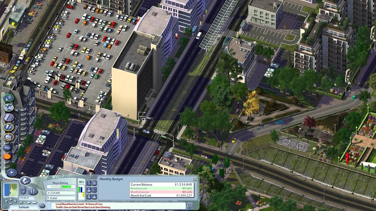 Let's play SimCity 4 (mods, high realism)—part 23 - YouTube