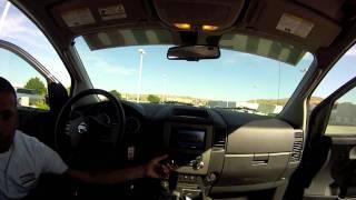 Nissan Titan Test Drive