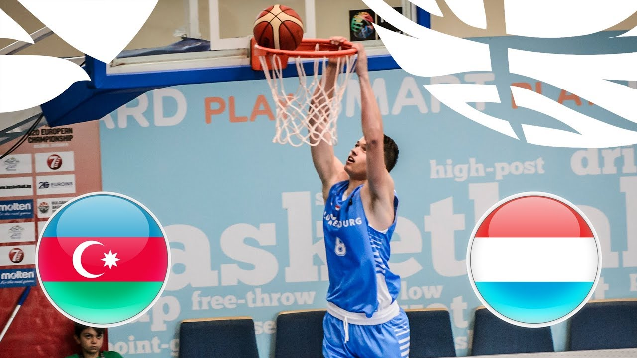 Re-watch Azerbaijan v Luxembourg