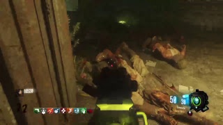 Call of duty Black ops 3- zetsubou no shima easter egg gameplay live stream!