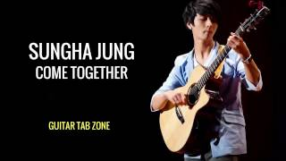 Come Together Sungha Jung Tabs