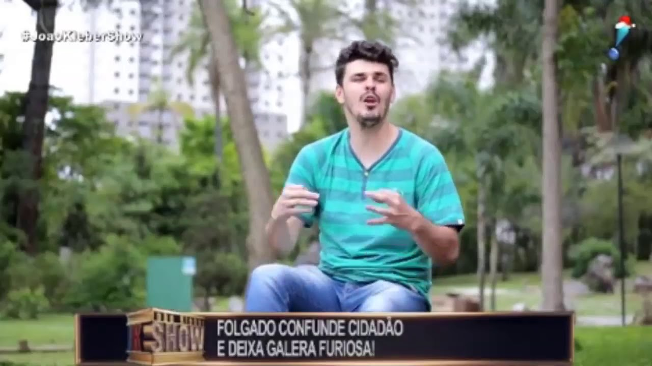 #juninhoo Pegadinha Netto Tomaz: Folgado confunde cidadão, e deixa galera furiosa!