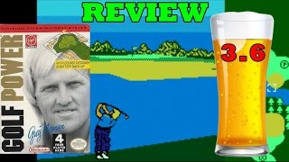 DBPG: Greg Normans Golf Power Review (NES) - Worst NES Golf Game