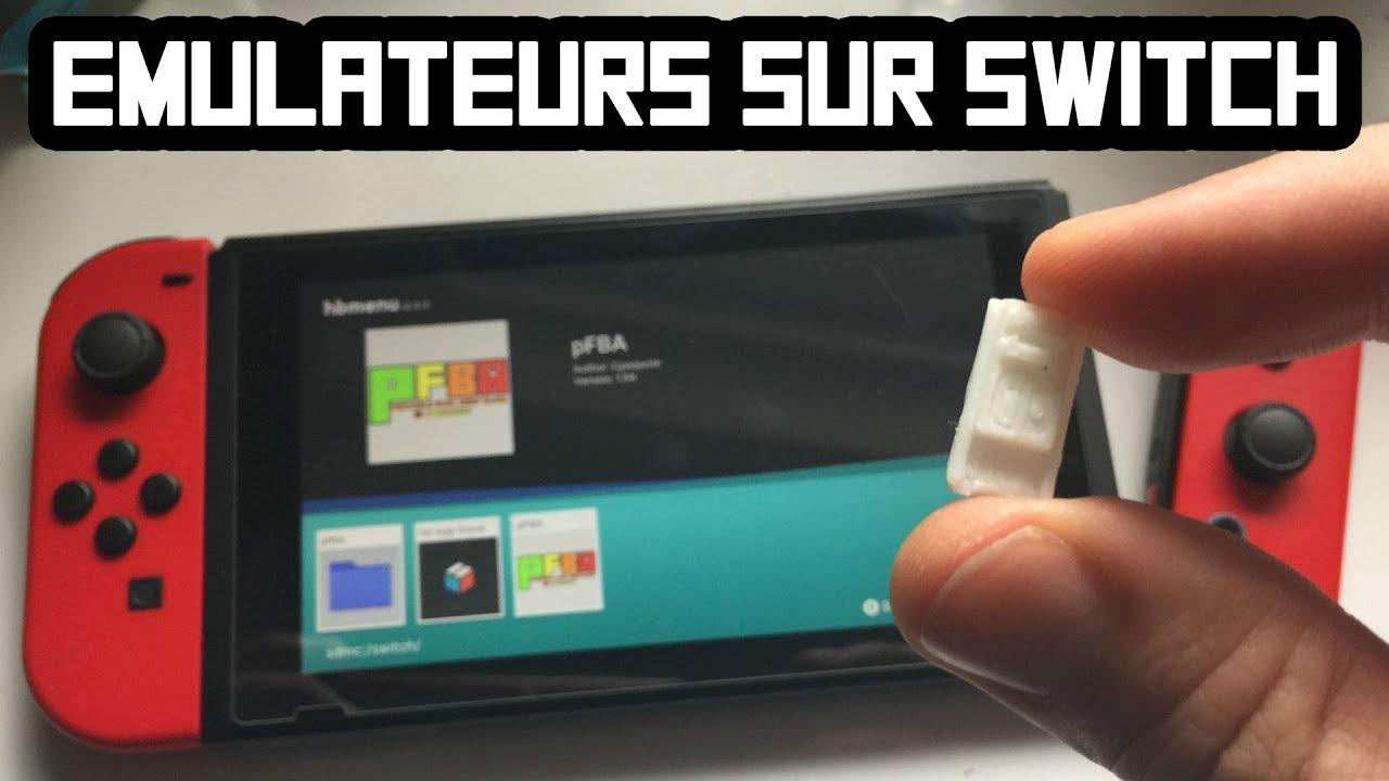 installer jeu switch sur carte sd COMMENT INSTALLER DES EMULATEURS SUR NINTENDO SWITCH !   YouTube