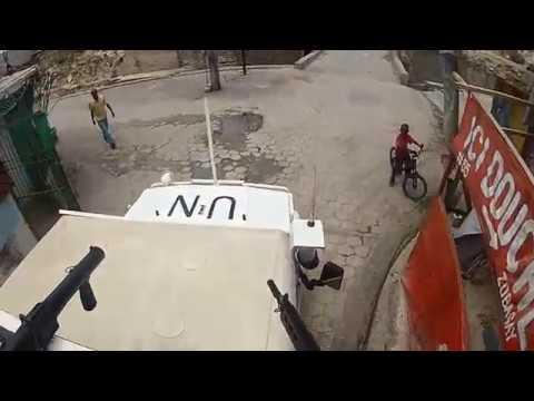 Ruas de Port au Prince - Delmas 2 - Rue St. Martin - HAITI