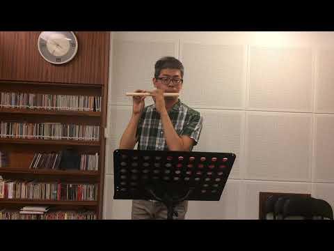 斯凱島船歌  Skye Boat Song -fife & piano