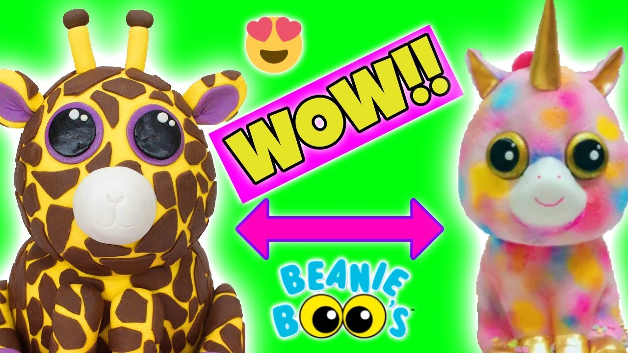 WOW These Beanie Boo cakes are crazy ❤ ❤ ❤ - YouTube da7feabf7ae