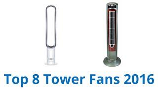 8 Best Tower Fans 2016