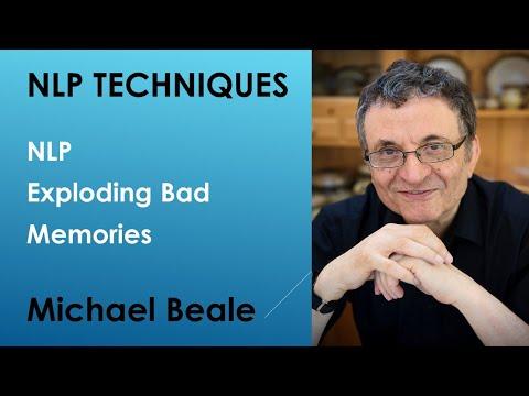 NLP Technique   Exploding Bad Memories