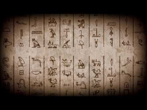 Thoth Tablet I - The History of Thoth, The Atlantean