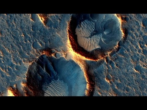 Magnificent Views of Mars Seen by MRO | Video