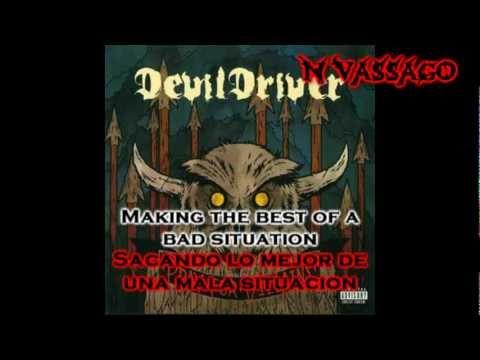 DevilDriver - Teach Me To Whisper (Subtitulos Español) HD