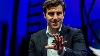 Airbnb founder Brian Chesky at Fortune Global Forum | Fortune