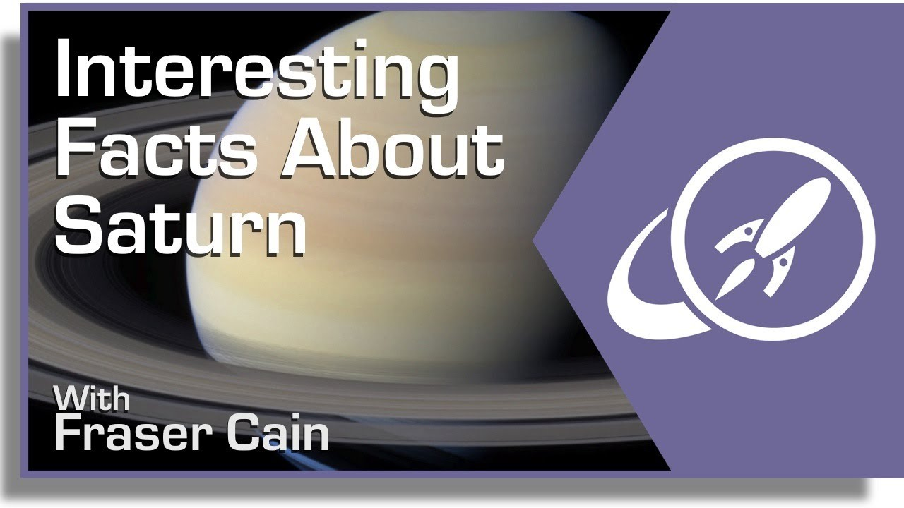 Interesting Facts About Saturn - YouTube