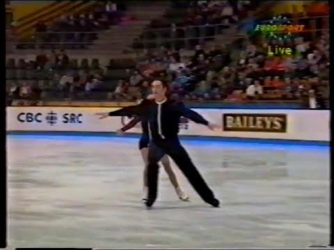 Ekaterina Gordeeva & Sergei Grinkov RUS - 1994 European Championships LP