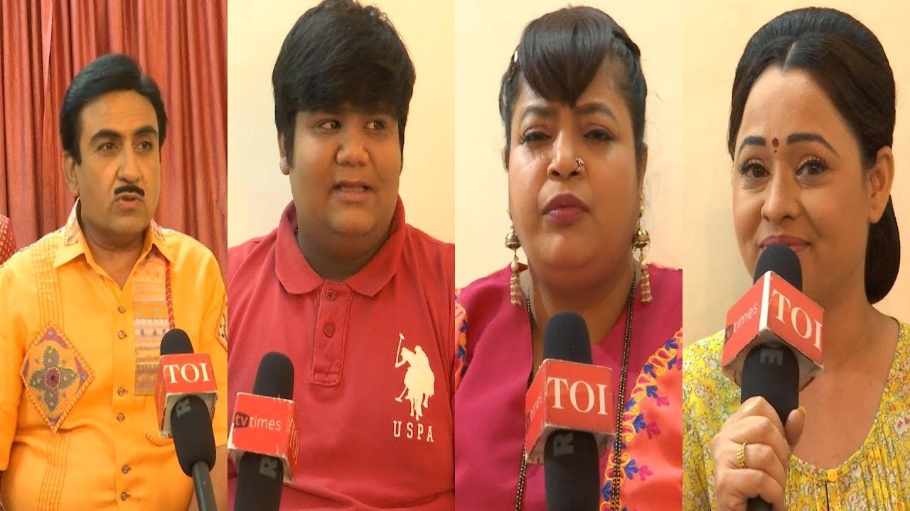Download Taarak Mehta Ka Ooltah Chashma's cast gets emotional while remembering Dr  Hathi