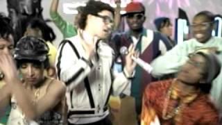 Gnarls Barkley - Run [I'm A Natural Disaster] (video)