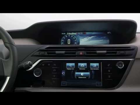 2014 Citroen C4 Picasso - TECHNOLOGY REVIEW | AutoMotoTV