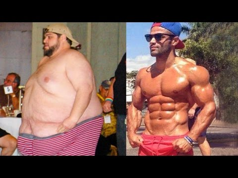 New Year Must Change - Collection Of The Best Fat To Lean Fitness Body Transformations!
