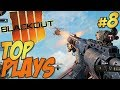 Call of Duty: Black Ops 4 - BLACKOUT Top 10 Plays 8 #CODTopPlays