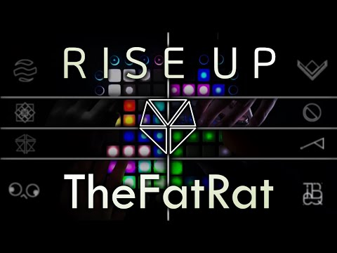 [MegaCollab] TheFatRat - Rise Up | Launchpad (Unipad) Cover