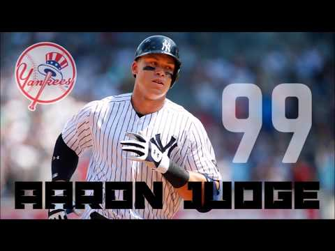 Aaron Judge struck out for the 36th time MLB record