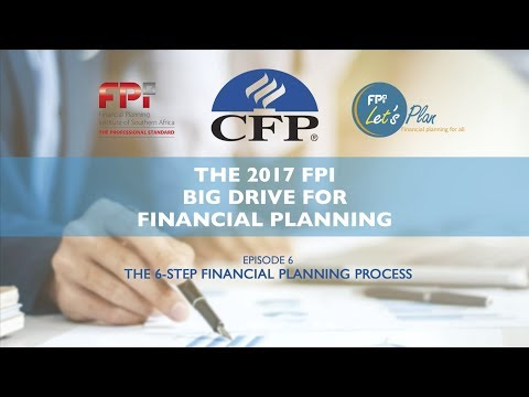 Ep 6: The 6-step financial planning process