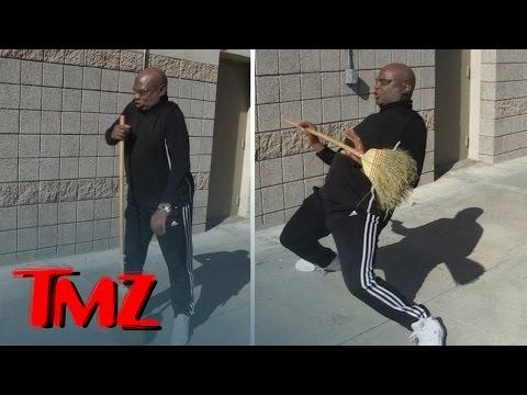 Turbo from 'Breakin' -- Hey Jimmy Kimmel, My Pop and Lock STILL Cleans Up | TMZ