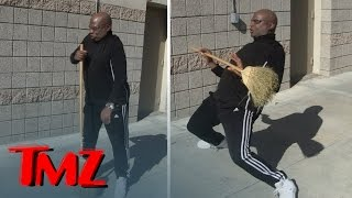 Turbo from 'Breakin' -- Hey Jimmy Kimmel, My Pop and Lock STILL Cleans Up | TMZ