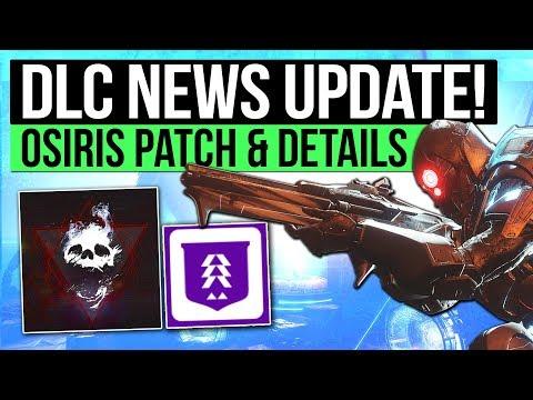Destiny 2 News | Secret World Chest, Osiris DLC Patch, Mercury Map, Milestones & Hunter Recovery!