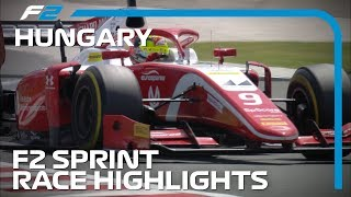 Mick Schumacher Wins First Formula 2 Race! | 2019 Hungarian Grand Prix