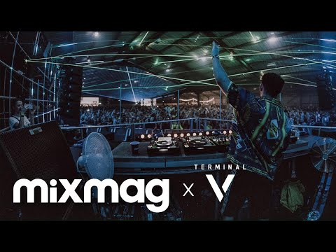 PATRICK TOPPING Essential Festival Set At Terminal V