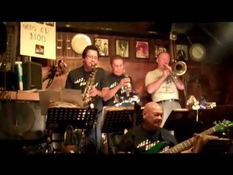 Yakaty Sax - Ricky Ronquillo (Tenor Sax) & The China Coast Jazzmen