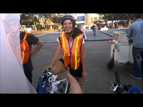 Bike Tour in San Salvador Downtown