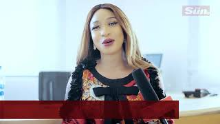 Tonto Dikeh: Sex, drugs, booze and I