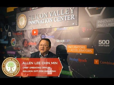 Allen Lee Chin Min, Chief Operating Officer at Skillson Dot Com, Malaysia