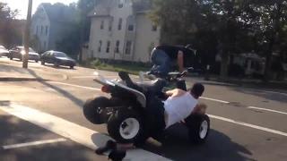 REALLY BAD ATV CRASH!!
