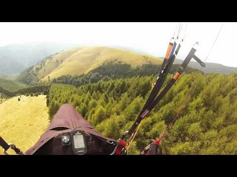 Parafly Romania - Low adventures