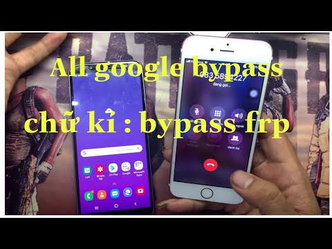 Dịch Vụ Chữ Ký Cuộc Gọi ISign Plus L Bypass All Frp Android