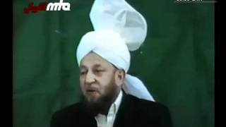 Hadrat Mirza Tahir Ahmed Truth about National Assembly of Pakistan 1974 1 6
